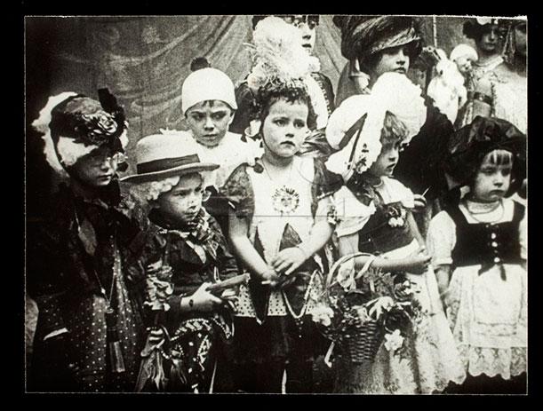 O QUE FOI O CARNAVAL DE 1920!