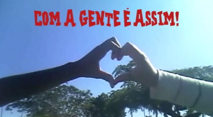 COM A GENTE É ASSIM!